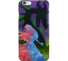 Once Upon a Dream - Splash Dress iPhone Case/Skin