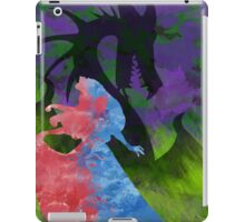 Once Upon a Dream - Splash Dress iPad Case/Skin
