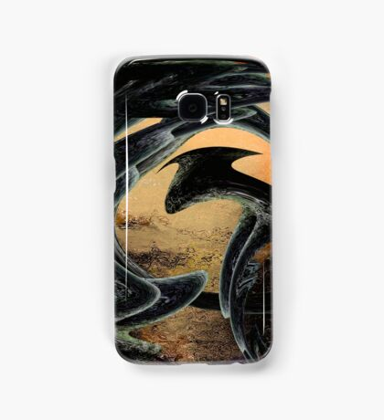 transition....flyers now walkers Samsung Galaxy Case/Skin