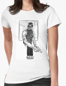 Memento Womens Fitted T-Shirt