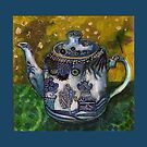 Teapot by Maria Pace-Wynters