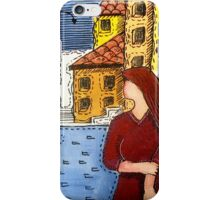 Friends in the City iPhone Case/Skin