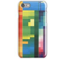 Colorful Grid iPhone Case/Skin