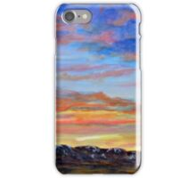 Daybreak Over South Hills iPhone Case/Skin