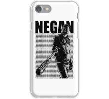 negan iPhone Case/Skin