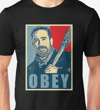 negan obey Unisex T-Shirt