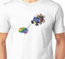 Brain Mapping Unisex T-Shirt