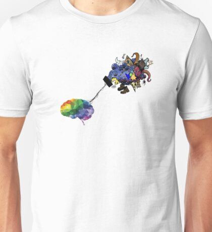 Brain Mapping Unisex T-Shirt