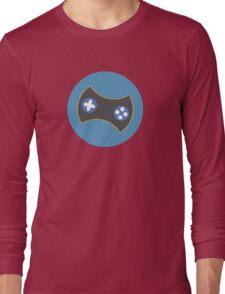 Gamer Emblem (3) Long Sleeve T-Shirt