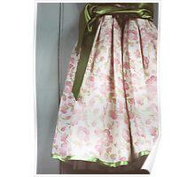 The Flower skirt Poster