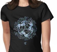 Tri Capal Womens Fitted T-Shirt