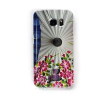 Paper Umbrellas of Thailand Samsung Galaxy Case/Skin