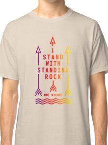 shailene woodley official standing rock shirt Classic T-Shirt
