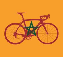 Bike Flag Morocco (Big) by sher00
