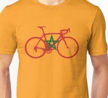 Bike Flag Morocco (Big) Unisex T-Shirt