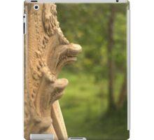 Beng Mealea Temple Snakes iPad Case/Skin