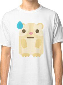 Emoji Guinea Pig Big Sweat Classic T-Shirt