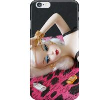 Bad Barbie iPhone Case/Skin