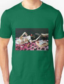 Bad Barbie Unisex T-Shirt