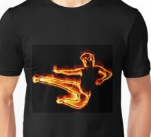 Burning man2 Unisex T-Shirt