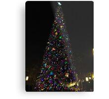 Light up that tree Metal Print