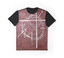 Religious Cross symbol Graphic T-Shirt