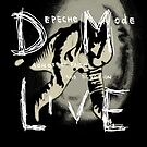 Depeche Mode : Paint of Song Of Faith and Devotion Live by Luc Lambert