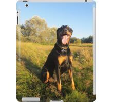 Tongue out Tuesday iPad Case/Skin