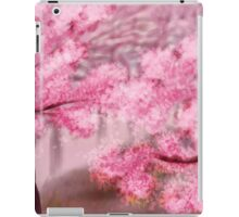 Blooming Sakura Trees iPad Case/Skin