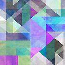 Color Blocking 5 by Mareike Böhmer