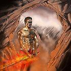 Fire warrior by 2Herzen