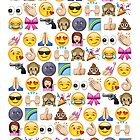 EMOJIS ARE A GALS BEST FRIEND by Anton Hauk