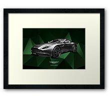 Aston Martin DB11 Framed Print