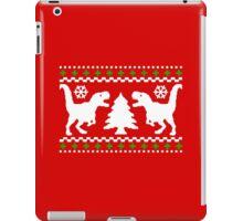 UGLY TREX CHRISTMAS iPad Case/Skin