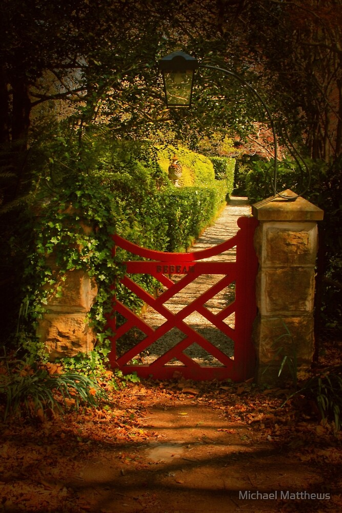 Gateway to a new world .. Mt Wilson by Michael Matthews
