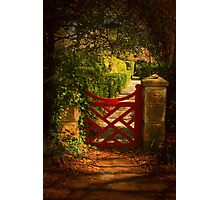 Gateway to a new world .. Mt Wilson Photographic Print