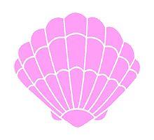 Mermaid Shell by Nerdalicious Apparel
