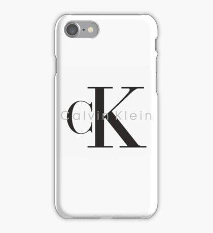 Calvin Klein Logo iPhone Case/Skin