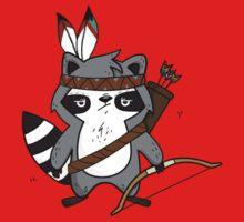 Apache The Raccoon Kids Tee