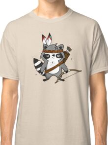 Apache The Raccoon Classic T-Shirt