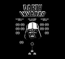 Darth Invader by RetroGameAddict