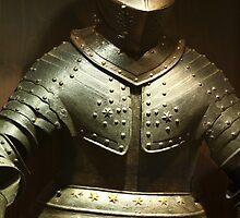 steel knightly armor by mrivserg
