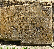 ancient gravestone by mrivserg