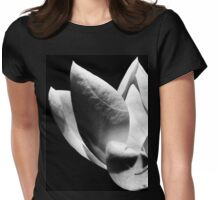 Organic Origami Womens Fitted T-Shirt