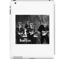 The Bumptles! iPad Case/Skin