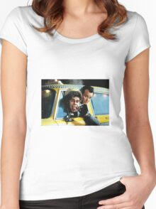Scrooged Women's Fitted Scoop T-Shirt