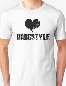 Heart For Hardstyle Unisex T-Shirt