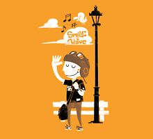 Smile and Wave Unisex T-Shirt