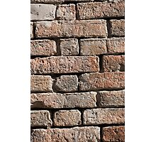 old wall Photographic Print