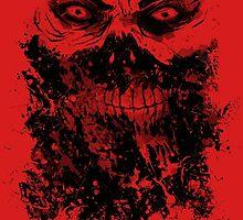 Flesh of Zombie by bykai